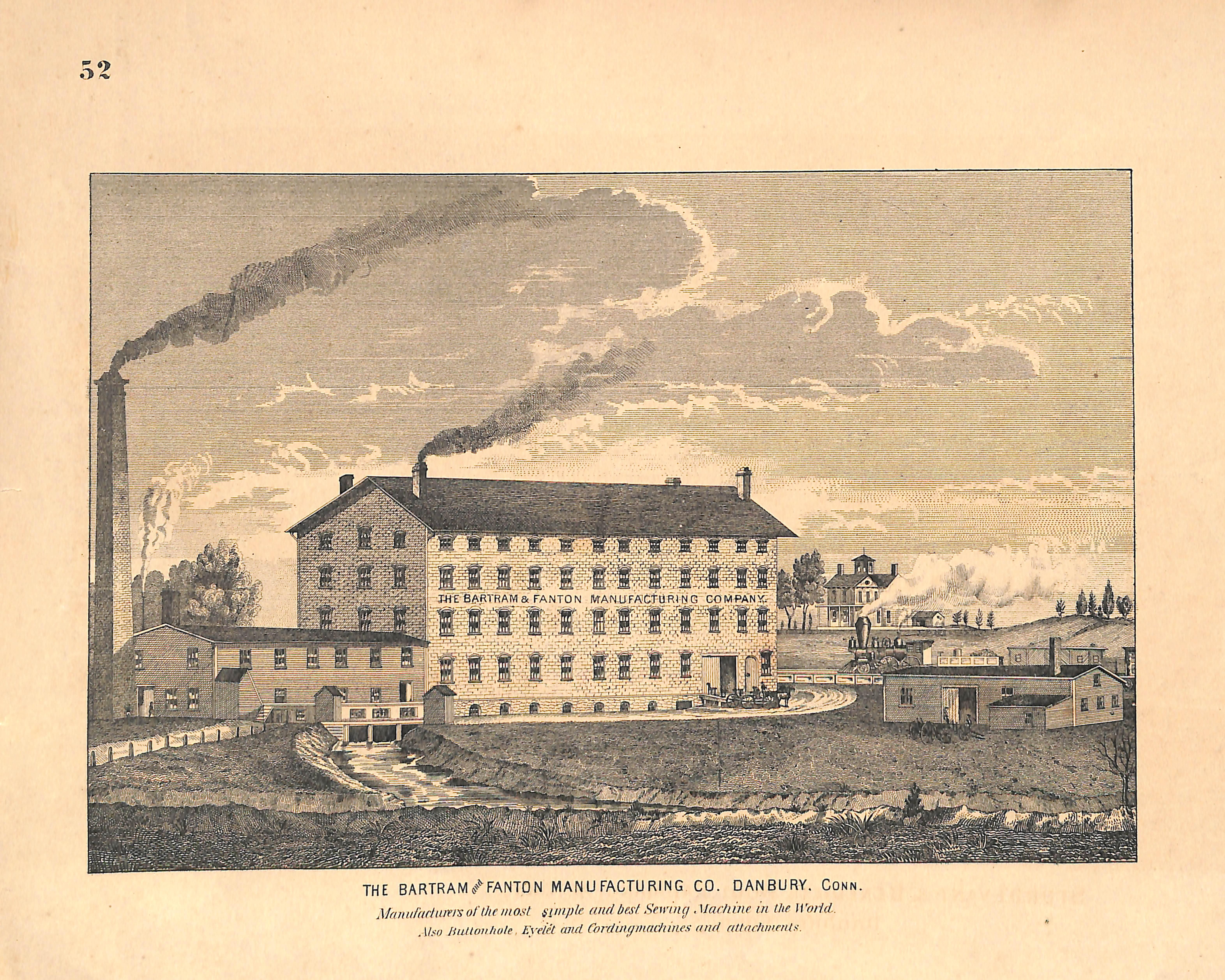 Danbury History