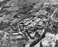 Aerial View, Ensign-Bickford Company
