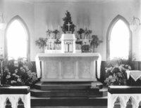St. Ann's Church on Mountainview Ave--Altar