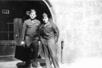 Avon Old Farms Convalescent Hospital -- Army soldiers/staff