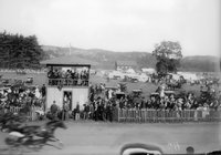 Cherry Brook Park - horse race from Hadsell Collection