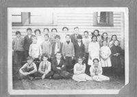 Towpath School, class of 1912