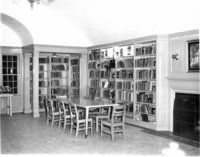 Original Avon Free Public Library Boys and Girls Room