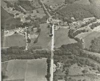 Aerial View, Avon, Main Street