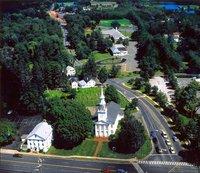 Aerial View, Avon