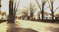 Avon Main Street, 1943