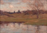 Early Spring, Waterford, Conn