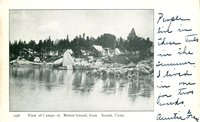 Camps Mason Island