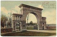 Cemetery Gateway