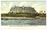 Branford House, Plant's Residence, Eastern Point, Groton