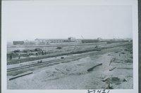 Construction Of Tracks, Cedar Hill