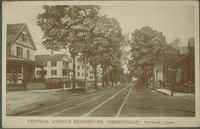 Central Avenue Residences, Greenville, Norwich