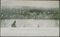 Camp Bethel, Looking From East Haddam Side Of Connecticut River, Tylerville