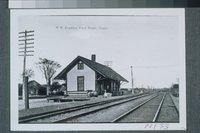East River Railroad Station