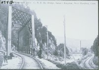 Central New England Railway Bridge, Satans Kingdom, New Hartford