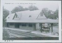 Central New England Railway Station, Norfolk