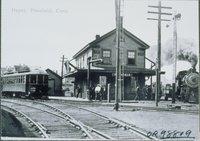 Depot, Plainfield