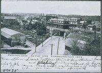 Depot And Surroundings, Putnam