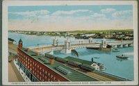 Fairfield And Stratford Avenue Bridge Over Pequonnock River, Bridgeport