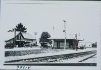 Central Vermont Railroad Station, West Willington