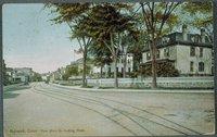 East Main Street, Looking West, Norwich