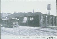 Car Barn, Greenville, Norwich