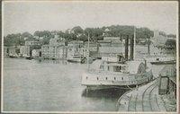 City Of Norwich [steamboat, Paddlewheel], Norwich