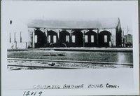 Engine House, Railroad Station, Columbia