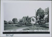 Central Vermont Railroad Station, Orcutts