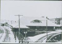 Central Vermont Railway Station, Norwich