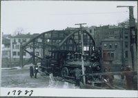 Engine And Railroad Bridge, Norwich