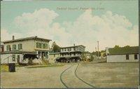 Central Square, Forestville