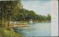 Boat Landing, Lake Compounce, Bristol