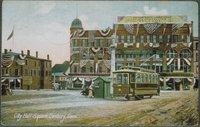 City Hall Square, Danbury