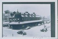 Central New England Railroad Station, Hartford
