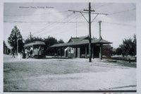 Wildwood Park Trolley Station, Killingly