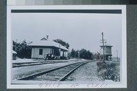 Central Vermont Railway Station, Mansfield Depot
