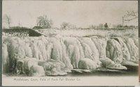 Falls Of Rock Fall Woolen Company, Middletown