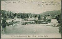 Farmington River, New Hartford