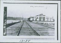 Dock, Wilson Point