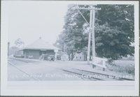Central Vermont Railroad Station, Yantic