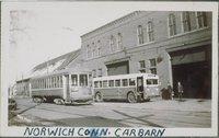 Car Barn, Norwich