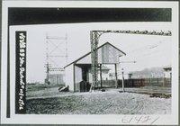 East Bound Railroad Station, Devon