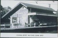 Conrail Depot, Milford