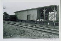 Central Vermont Railroad Station, Lebanon