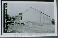 Freight House, Railroad Station, Litchfield