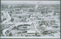 Wright's Panoramic View Of Hartford