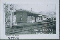 Central New England Railroad Station, New Hartford
