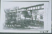 Central New England Railway Trestle, New Hartford