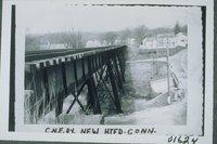Central New England Railway Bridge, New Hartford